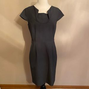 NWOT Calvin Klein Business Dress Gray Size 6